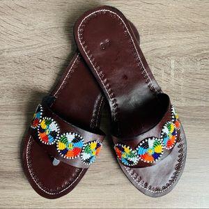 Women's Multicolored sandals